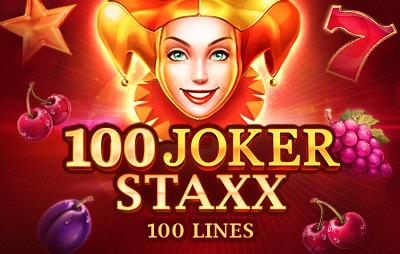 100 Joker Staxx by Playson