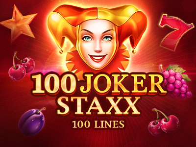 100 Joker Staxx by Playson