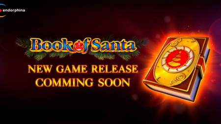 BookofSanta – New slot release announced by Endorphina games!