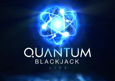 (NEW) Quantum Blackjack by Playtech