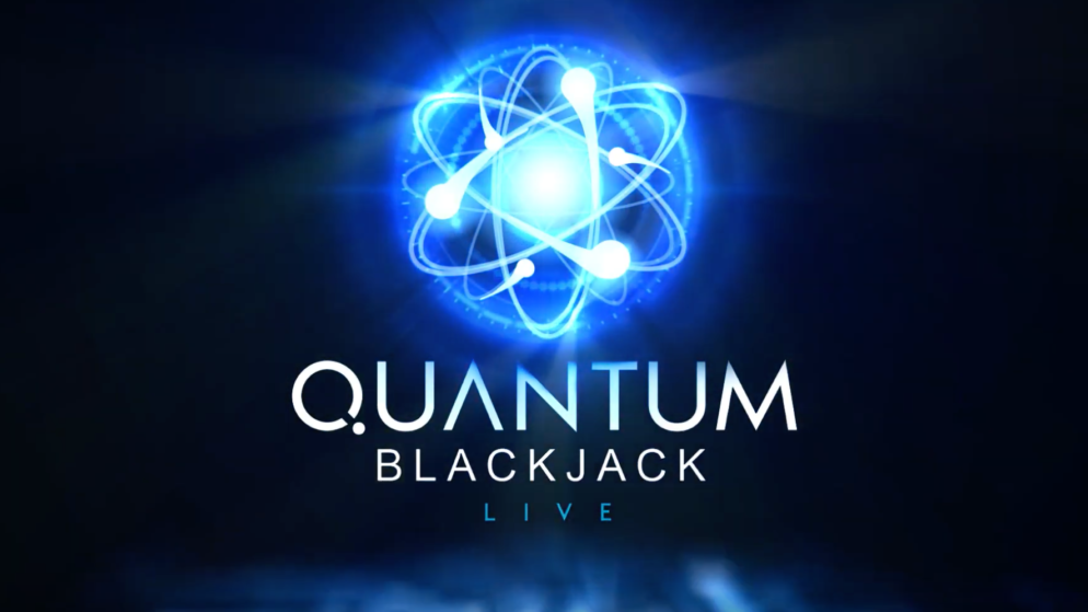 (NEW) Quantum Blackjack by Playtech