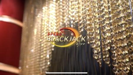 Speed Blackjack (Evolution Gaming) just announced!