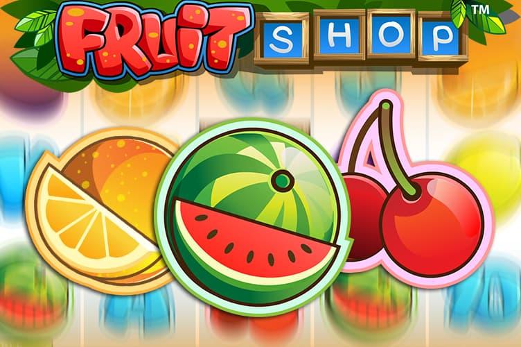 Fruit Shop by Netent slot review